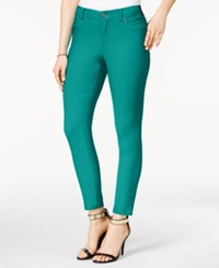 Amy Byer Bcx Juniors' Skinny Pants Teal