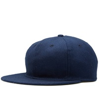 Standard Adjustable Cap Navy Wool