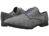 Woolrich Adams Wool Ash Wool Suede Men's Lace Up Casual Shoes Gray