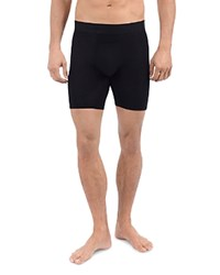 Tommy John Second Skin Boxer Briefs Black