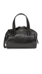 Rochas Leather Bag Black
