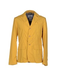 Gianfranco Ferre Gf Ferre' Suits And Jackets Blazers Men Ocher