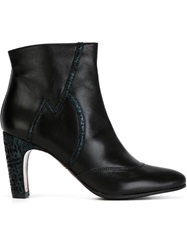 Chie Mihara Ankle Boots Black