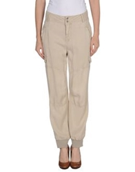 Yes Zee By Essenza Casual Pants Beige