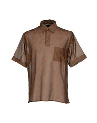 Trussardi Shirts Shirts Men
