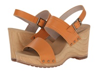 Timberland Earthkeepers Tilden Double Strap Apricot Buff Gluvy Women's Wedge Shoes Brown