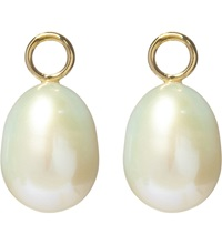 Annoushka Classic Baroque 18Ct Yellow Gold And Pearl Earring Drops