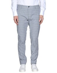 Henry Cotton's Trousers Casual Trousers Men Grey