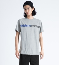 Thisisneverthat Grey G Logo T Shirt