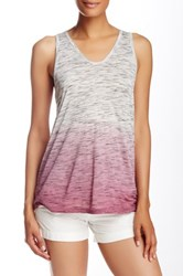 Threads For Thought Ava Ombre Tank Purple