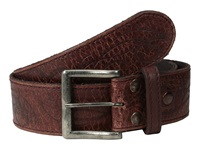 Bed Stu Fresh Ox Blood Lux Men's Belts Brown