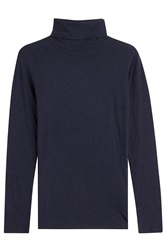 Majestic Cotton Cashmere Turtleneck Gr. S