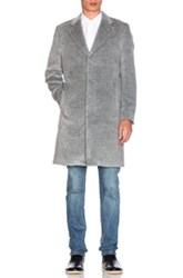 Our Legacy Unconstructed Classic Car Coat In Gray