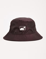 The Hundreds Transfer Bucket Hat Black