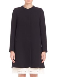 Goat Redgrave City Coat Black