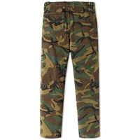 Stussy Military Pant Green