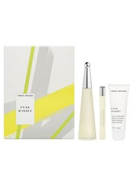 Issey Miyake Leau D Gift Set No Color
