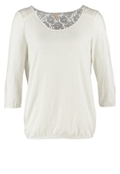 Esprit Long Sleeved Top Off White Off White