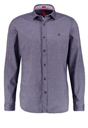 S.Oliver Slim Fit Shirt Charcoal Grey