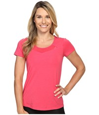 Lole Kesha Short Sleeve Top Azalea Women's Short Sleeve Pullover Pink