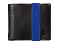 Original Penguin Alberto Bifold Wallet Black Wallet Handbags