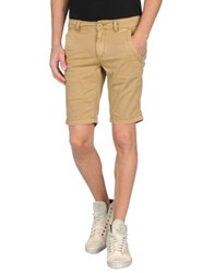 Red Soul Trousers Bermuda Shorts Men