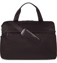 Lipault City Plume Duffle Bag Chocolate
