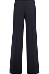 Tory Burch Lissa Wool Blend Wide Leg Pants