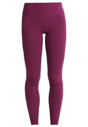 Gap Tights Eggplant Purple