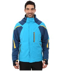 Obermeyer Ranger Jacket Bluebird Men's Coat