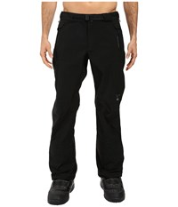 Obermeyer Peak Shell Pants Black Men's Casual Pants