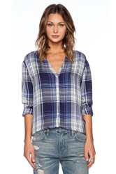 Soft Joie Dane Blouse Blue