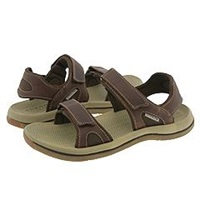 Sperry Santa Cruz 2 Strap Chocolate Men's Sandals Brown
