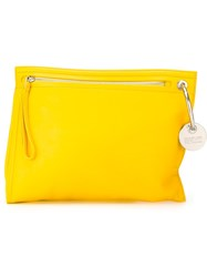 Marc By Marc Jacobs 'Prism' Clutch Yellow And Orange