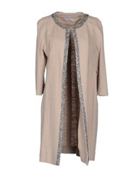 Nina Full Length Jackets Dove Grey