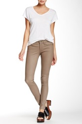 Current Elliott The Ankle Skinny Pant Beige