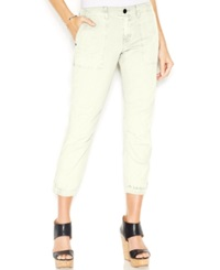 Sanctuary Military Jogger Pants Oyster
