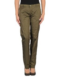 Chinook Casual Pants Military Green