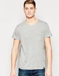 Jack And Jones Jack And Jones T Shirt With Pocket Grey