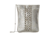 Leather Rock Cp60 Silver Osl Cross Body Handbags