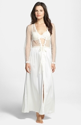 Flora Nikrooz 'Showstopper' Robe Ivory