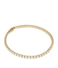 Carat 5Ct Round Tennis Bracelet White Gold