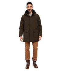 Calvin Klein Arctic Parka Military Green Men's Coat