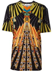 Givenchy 'Crazy Cleopatra' Printed T Shirt Multicolour
