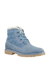 Helly Hansen Women's Vega Faux Fur Lined Ankle Boots Arctic Blue