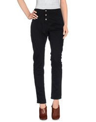 Please Casual Pants Black