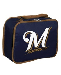 Concept One Milwaukee Brewers Lunch Bag Navy