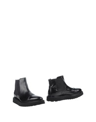 Bruno Bordese Ankle Boots Black