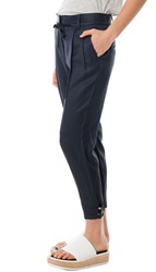 Tibi Fog Pant With Buckle