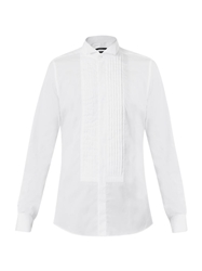Gucci Wing Tip Collar Dinner Shirt
